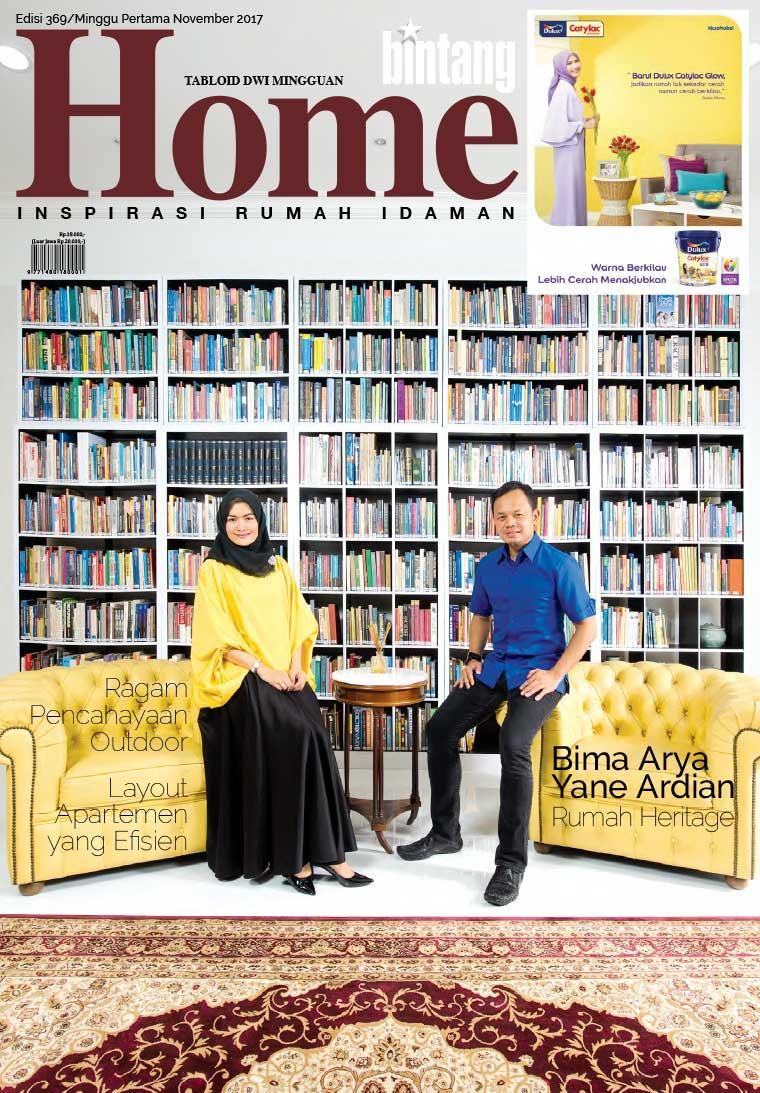 Majalah Digital bintang Home ED 369 November 2017