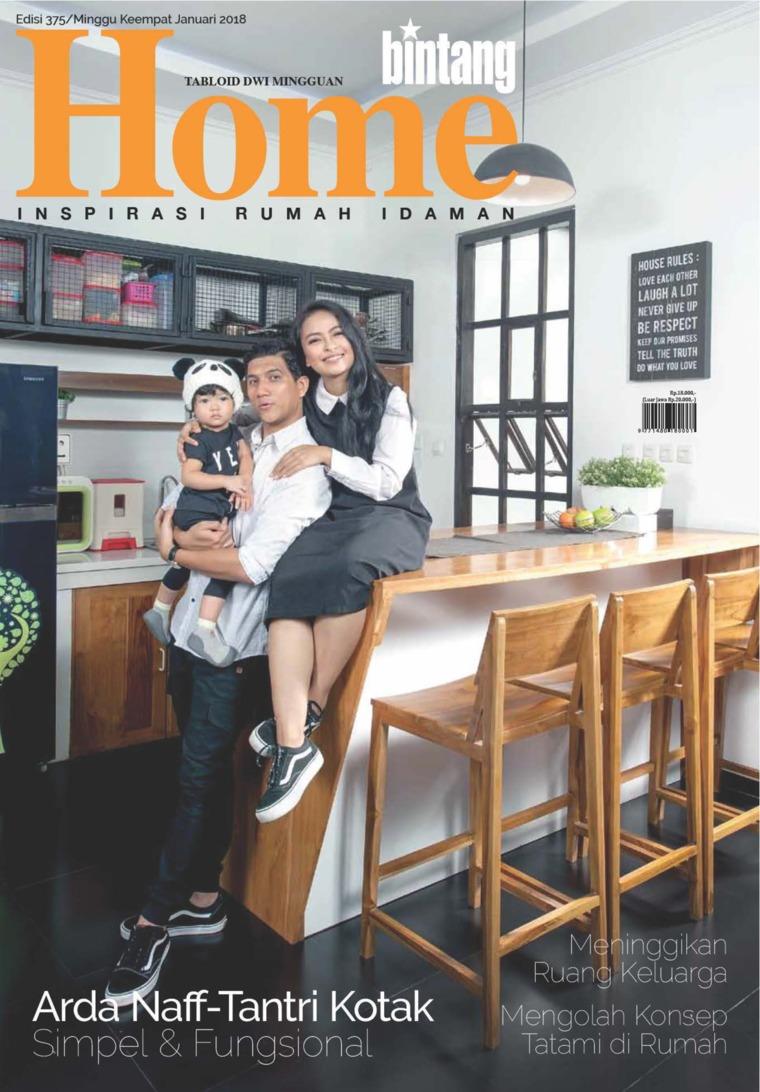 Majalah Digital bintang Home ED 375 Februari 2018