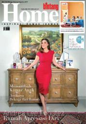 Cover Majalah bintang Home ED 364 Agustus 2017