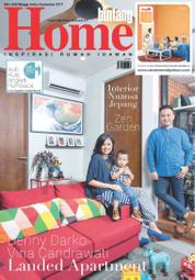 Cover Majalah bintang Home ED 365 September 2017