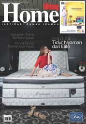 Bintang Home Magazine Cover ED 373 December 2017