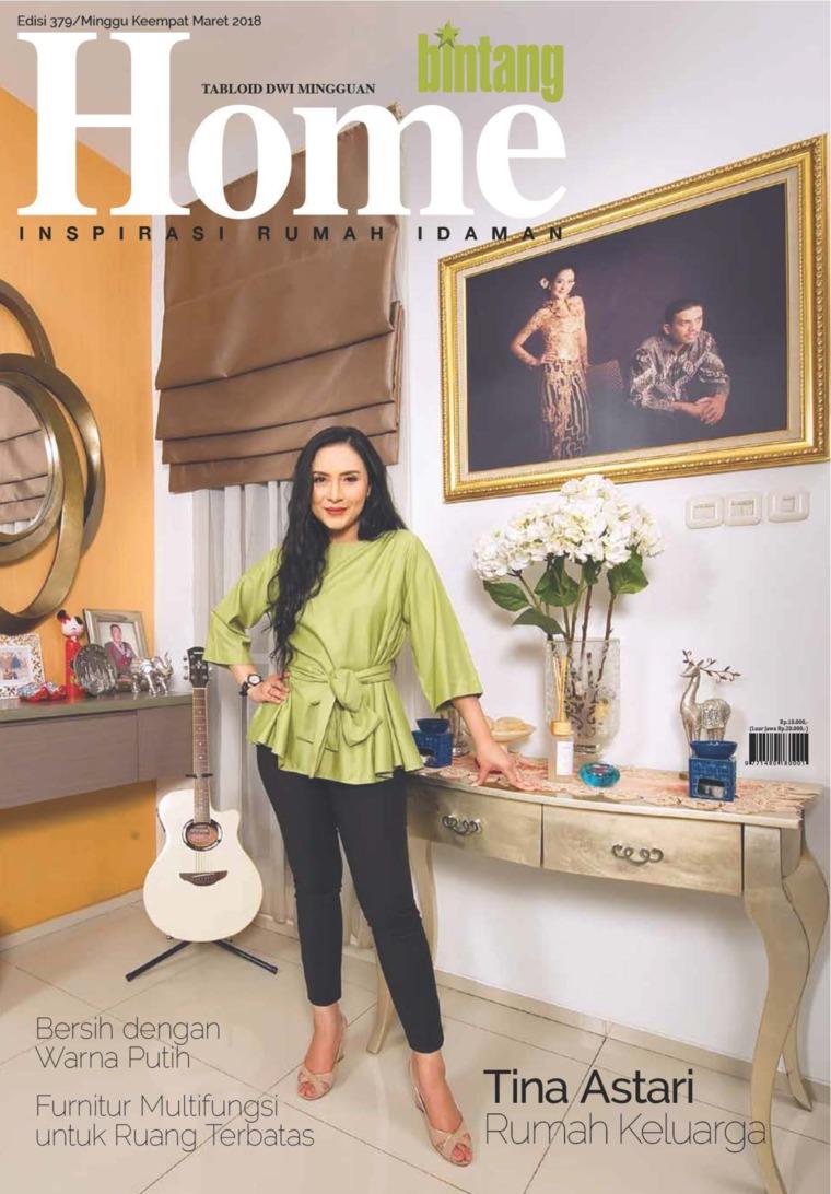 Majalah Digital bintang Home ED 379 Maret 2018