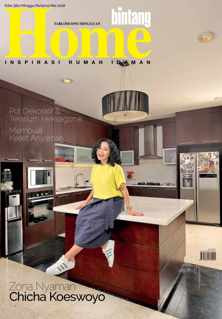 Majalah Digital bintang Home ED 382 Mei 2018