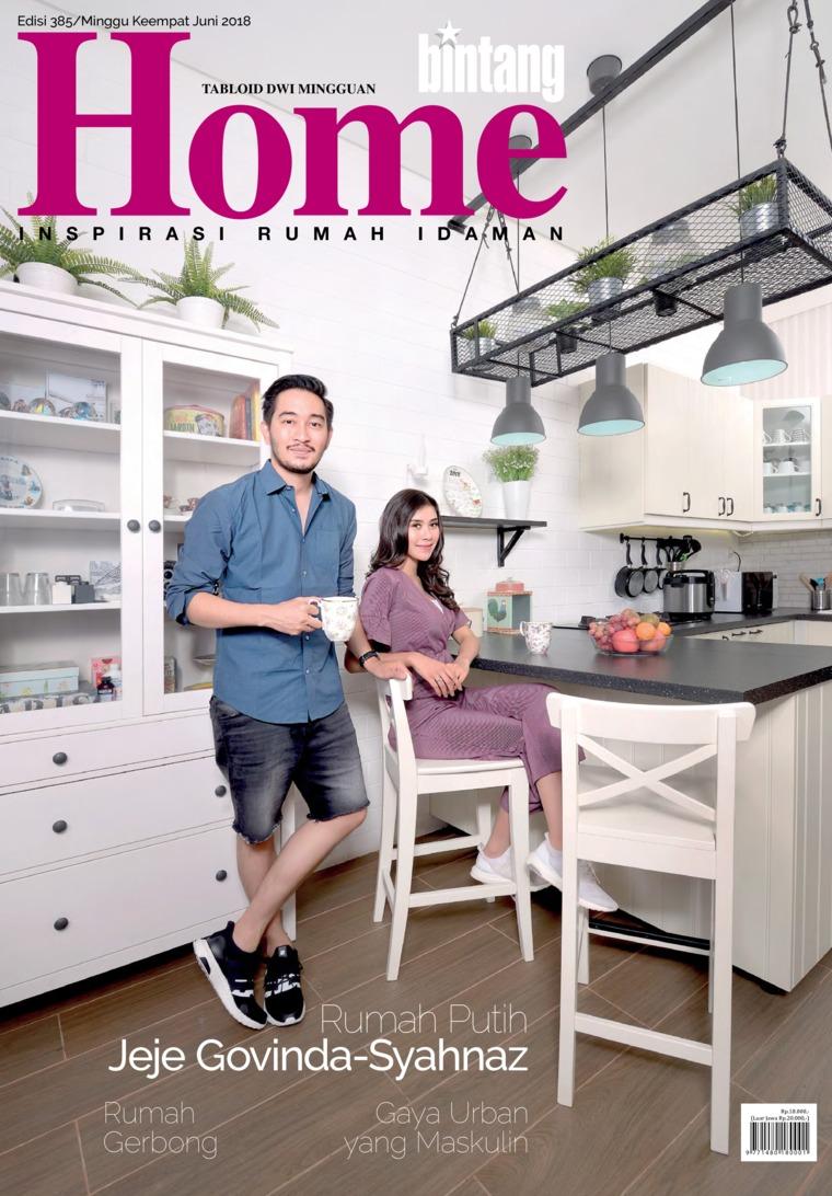 Majalah Digital bintang Home ED 385 Juni 2018