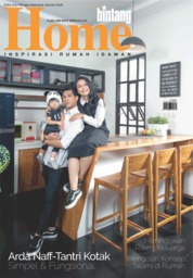 Bintang Home Magazine Cover ED 375 February 2018