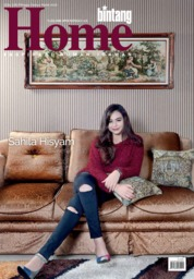 Bintang Home Magazine Cover ED 378 March 2018