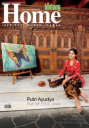 Cover Majalah bintang Home ED 381 April 2018