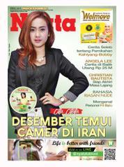 Cover Majalah Nyata