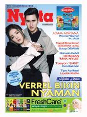 Cover Majalah Nyata ED 2422 Desember 2017