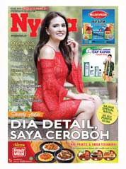Cover Majalah Nyata ED 2424 Desember 2017