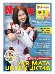 Nyata Magazine Cover ED 2425 December 2017