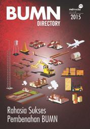 Cover Majalah Yellow Pages – BUMN Directory