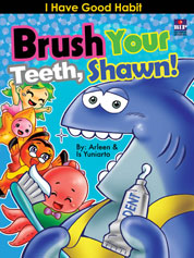 Brush your Teeth, Shawn! by Is Yuniarto Cover