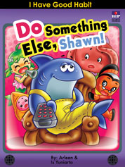 Do Somehing Else, Shawn! by Arleen Cover