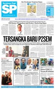Cover Surabaya Pagi 20 Juli 2018