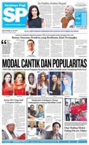 Cover Surabaya Pagi 21 Juli 2018