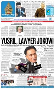 Cover Surabaya Pagi 06 November 2018