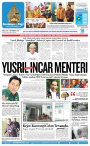 Cover Surabaya Pagi 07 November 2018