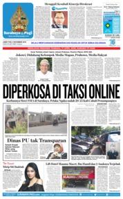 Cover Surabaya Pagi 09 November 2018