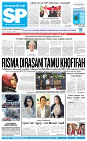 Cover Surabaya Pagi 19 Februari 2019