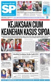Cover Surabaya Pagi 21 Februari 2019