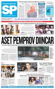 Cover Surabaya Pagi 22 Februari 2019