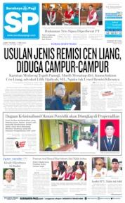 Cover Surabaya Pagi 17 Mei 2019