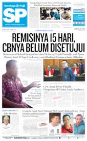 Cover Surabaya Pagi 18 Mei 2019