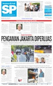 Cover Surabaya Pagi 21 Mei 2019