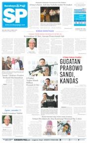 Cover Surabaya Pagi 28 Mei 2019