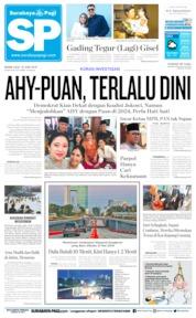 Cover Surabaya Pagi 10 Juni 2019