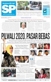 Cover Surabaya Pagi 11 Juni 2019