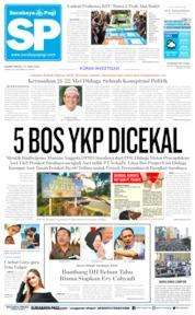 Cover Surabaya Pagi 13 Juni 2019