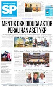 Cover Surabaya Pagi 14 Juni 2019