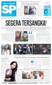 Cover Surabaya Pagi 15 Juni 2019
