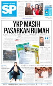 Surabaya Pagi Cover 18 June 2019