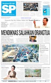 Surabaya Pagi Cover 25 June 2019