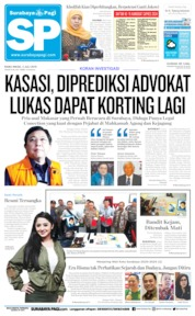 Cover Surabaya Pagi