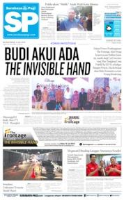 Surabaya Pagi Cover 10 July 2019