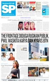 Surabaya Pagi Cover 11 July 2019
