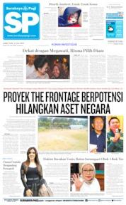 Cover Surabaya Pagi 12 Juli 2019