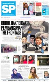 Cover Surabaya Pagi 13 Juli 2019