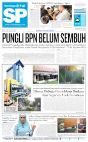Cover Surabaya Pagi 17 Juli 2019