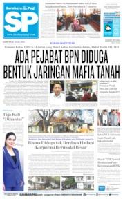 Cover Surabaya Pagi 18 Juli 2019