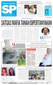 Cover Surabaya Pagi 19 Juli 2019