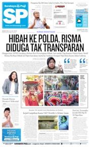 Cover Surabaya Pagi 22 Juli 2019