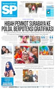 Surabaya Pagi Cover 23 July 2019