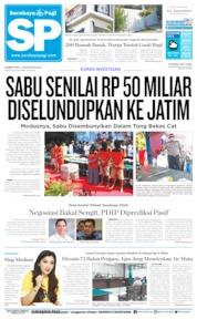 Surabaya Pagi Cover