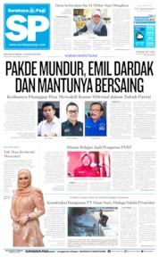 Surabaya Pagi Cover 13 August 2019