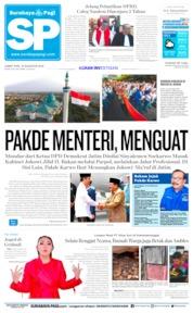 Surabaya Pagi Cover 16 August 2019